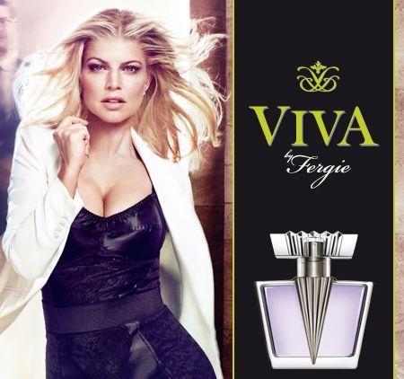 Fergie VIVA perfume for AVON