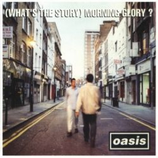 Oasis (What's the Story) Morning Glory and Definitely Maybe