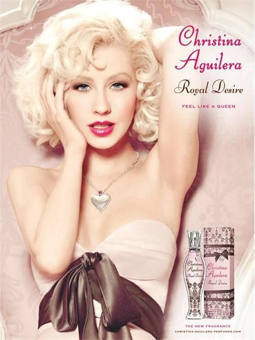Christina Aguilera Royal Desire