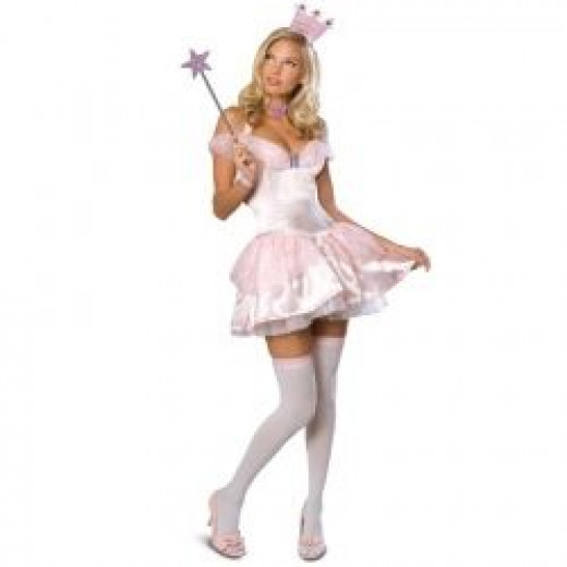 Sexy Glinda Adult Costume