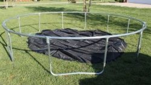 Trampoline Pipes