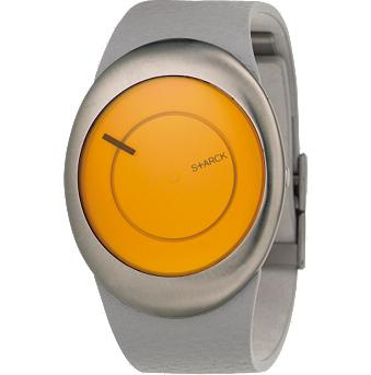 Fossil Starck Red Round
