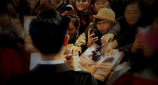 Nick Cheung at Rome Film Festival