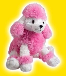 Stuff a Pink Poodle
