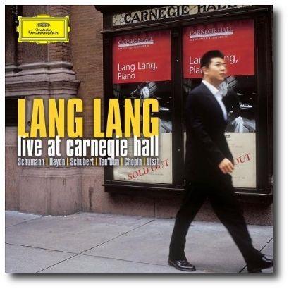 Lang Lang Live at Carnegie Hall