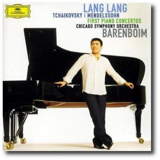 Tchaikovsky, Mendelssohn: First Piano Concertos - Lang Lang