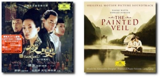 'The Painted Veil' and 'The Banquet'