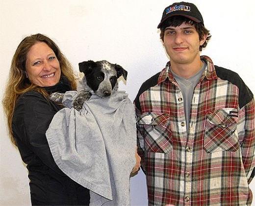 Morgan found her family. Thanks, Kim and Austin!