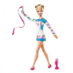 Barbie I Can Be Team Barbie Olympic Dolls