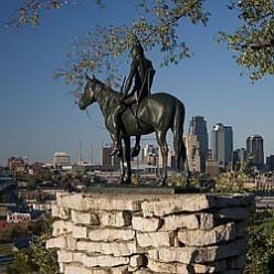 Visiting Kansas City