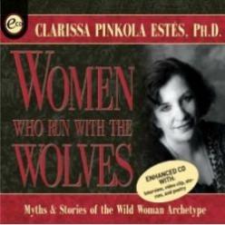 Author Clarissa Pinkola Estes