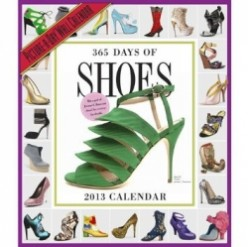 Best Selling Shoe Calendars