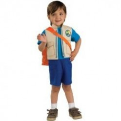 Go Diego Go Children's Costumes And Toys