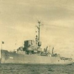 USS PCE 884 WW II US Navy
