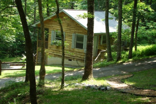 Hickory Hideaway Cabin