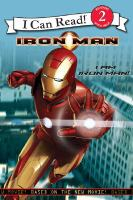 Iron Man book