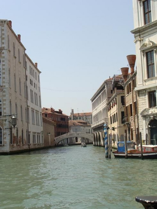 A side canal