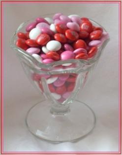 Valentine M&M's