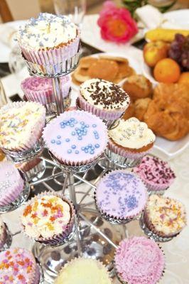 Cupcake Tier Designs