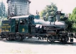 San Francisco Bay Area Steam Trains