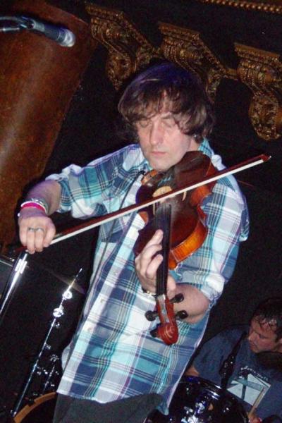 My snapshot of Yann Tiersen during his 2010 tour