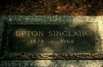 Upton Sinclair's Resting Place