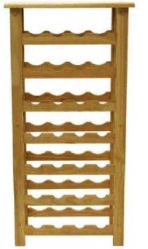 wine rack pic