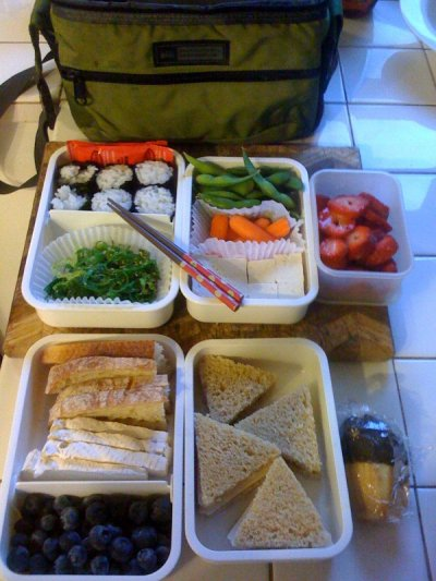 How to Pack for Lunch!