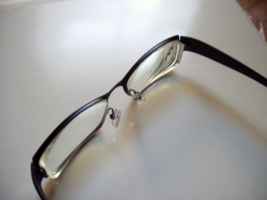 I picked a higher index lens (1.61) because my prescription is pretty high. This costs an additional $19.95, which I think is reasonable. I don't think the lens will be any more thinner if I pick the highest index lens. Plus I figure that the wide te