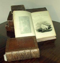 Antique book pics