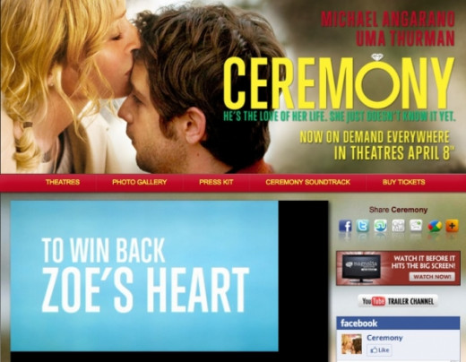 Ceremony Official Website