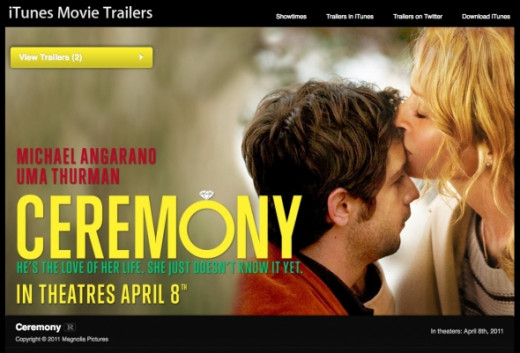 Ceremony Movie Trailer