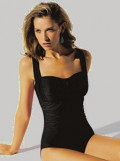 The Classic Black Bathing Suit