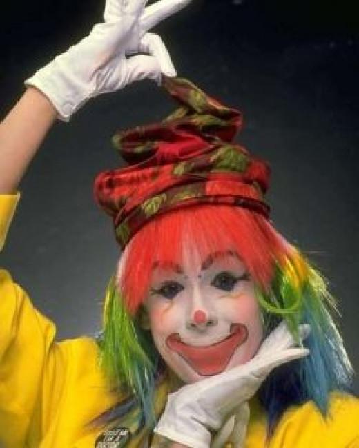 kids birthday party clown