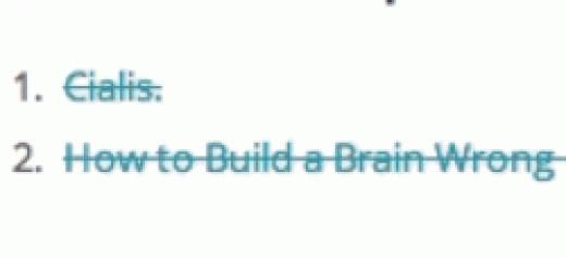 SEO Quake for Mac highlights noffolow links