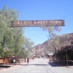 The Ghosts of Haunted Calico Ghost Town