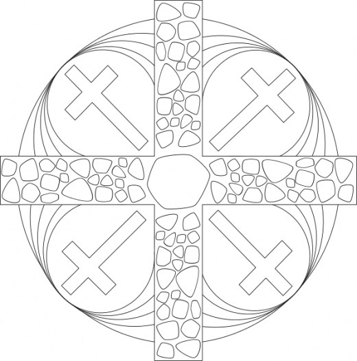 Religious Mandala