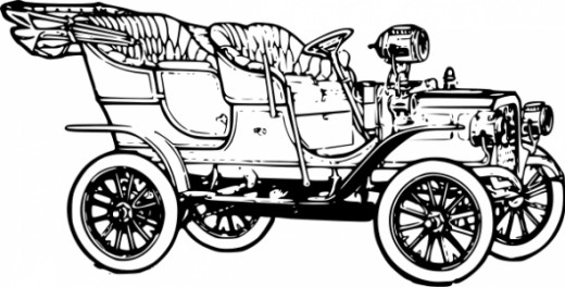 1920s Coloring Pages and Pictures and Roaring Twenties ...