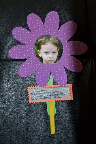 Mother's Day Picture Craft