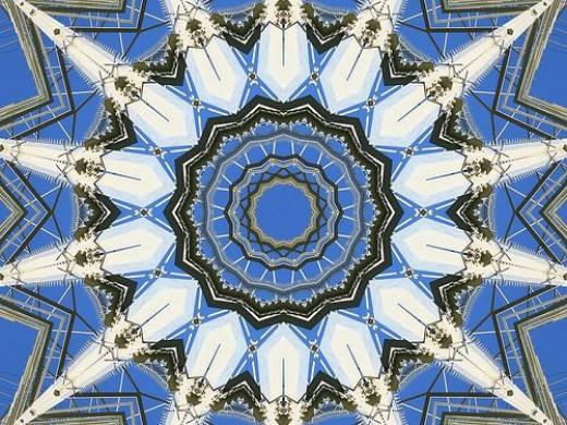 Picture of a Mandala