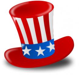 Uncle Sam Hat