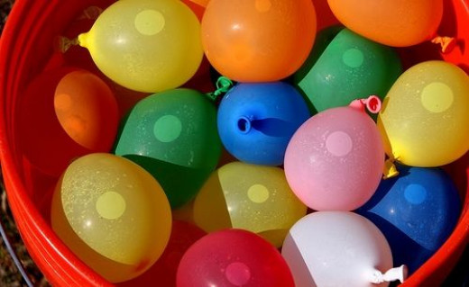 Water Balloons Picture