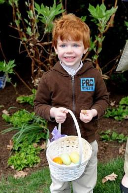 Easter Egg Hunt Picture