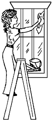 Woman Coloring Page