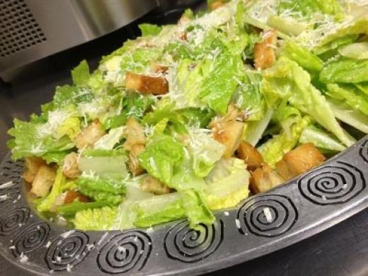 Recipes for Caesar Salad