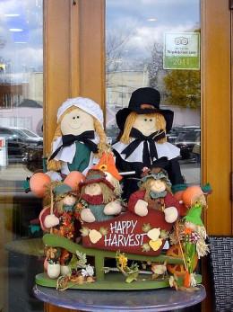 Thanksgiving Pilgrims
