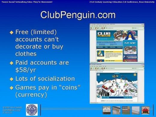 Club Penguin Picture