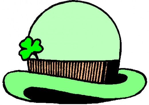 Leprechaun Hat Clipart