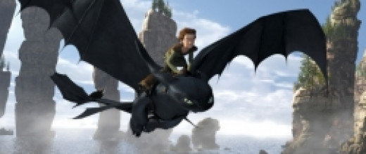 Hiccup and Toothless Are Heroes