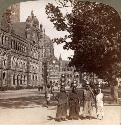 CRUICKSHANK Road E.S.E Past Municipal Building , Mumbai